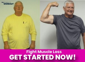 fight muscle loss strength train