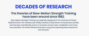 slow motion strength training research