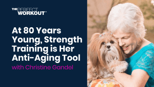 anti aging workout for seniors