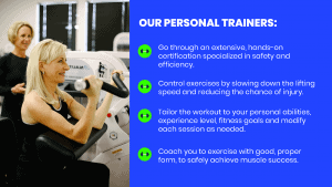 safe personal training