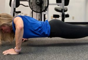 Melissa Martin trainer the perfect workout strong